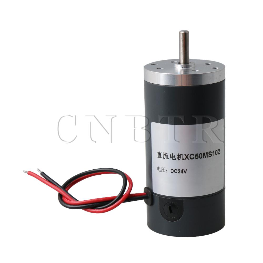XC50MS102 24V DC High-Speed Brush Electrical-Motor 5000RPM for Remote ControlXC50MS102 24V DC High-Speed Brush Electrical-Motor 5000RPM for Remote Control