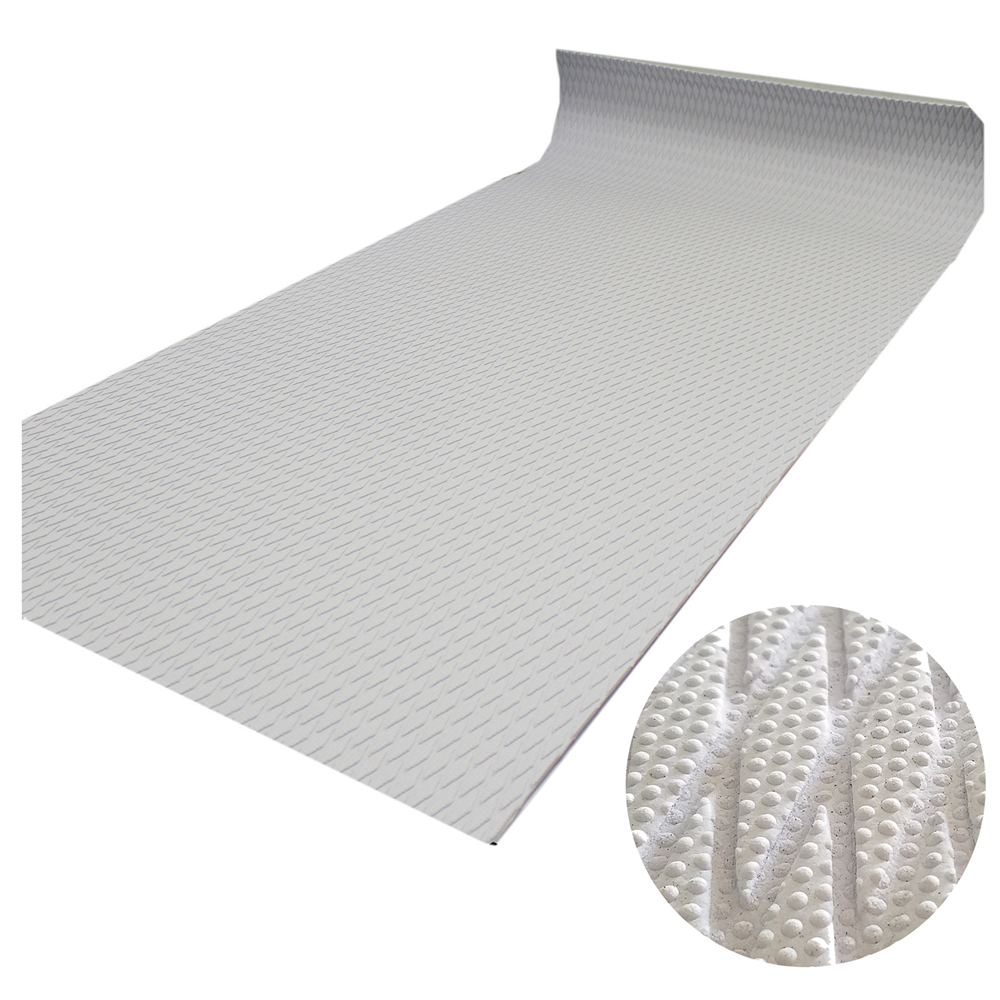 Detail feedback questions about eva teak decking for boat yacht marine flooring carpet with adhesive surfboard deck pad white cross sup grip pad accessories