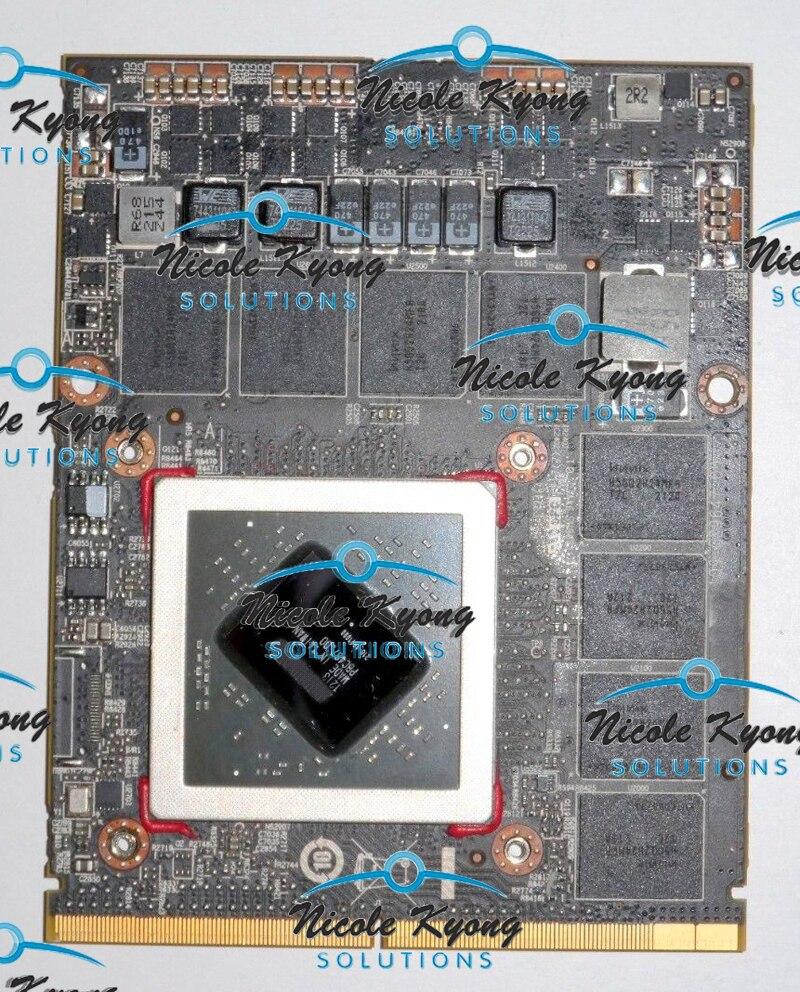 100% работа 06W46K FirePro M8900 HD6970M HD 6970 м 2 г MXM3.0 DDR5 VGA видео карты для Dell Alienware M17x R3 R4 R5 M6600