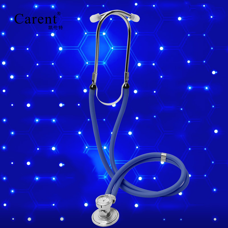 Carent Multi function stethoscope clock medical Professional stethoscope bell head audible emergency medical technician