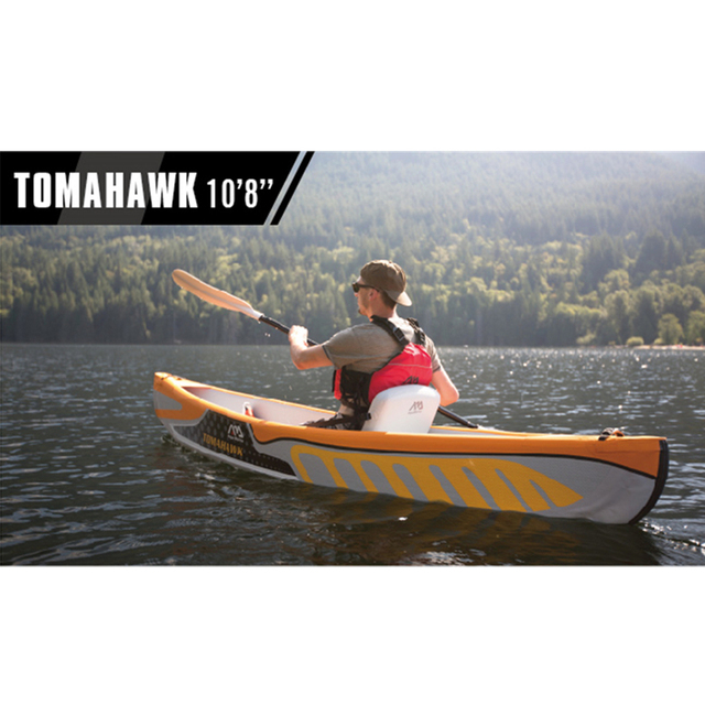 Inflatable Stand up paddle board 2-in-1 two person kayak and stand-up paddle board Drop-Stitch Kayak