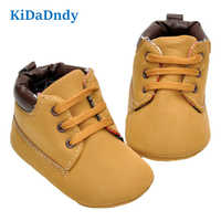 KiDaDndy Baby Mokassin Sapato Infantil Menino Baby Schuhe Farbe Baby Kleinkind Schuhe 0 Zu 1 Jahr Alt 2017 Winter Warm schuhe XUE01