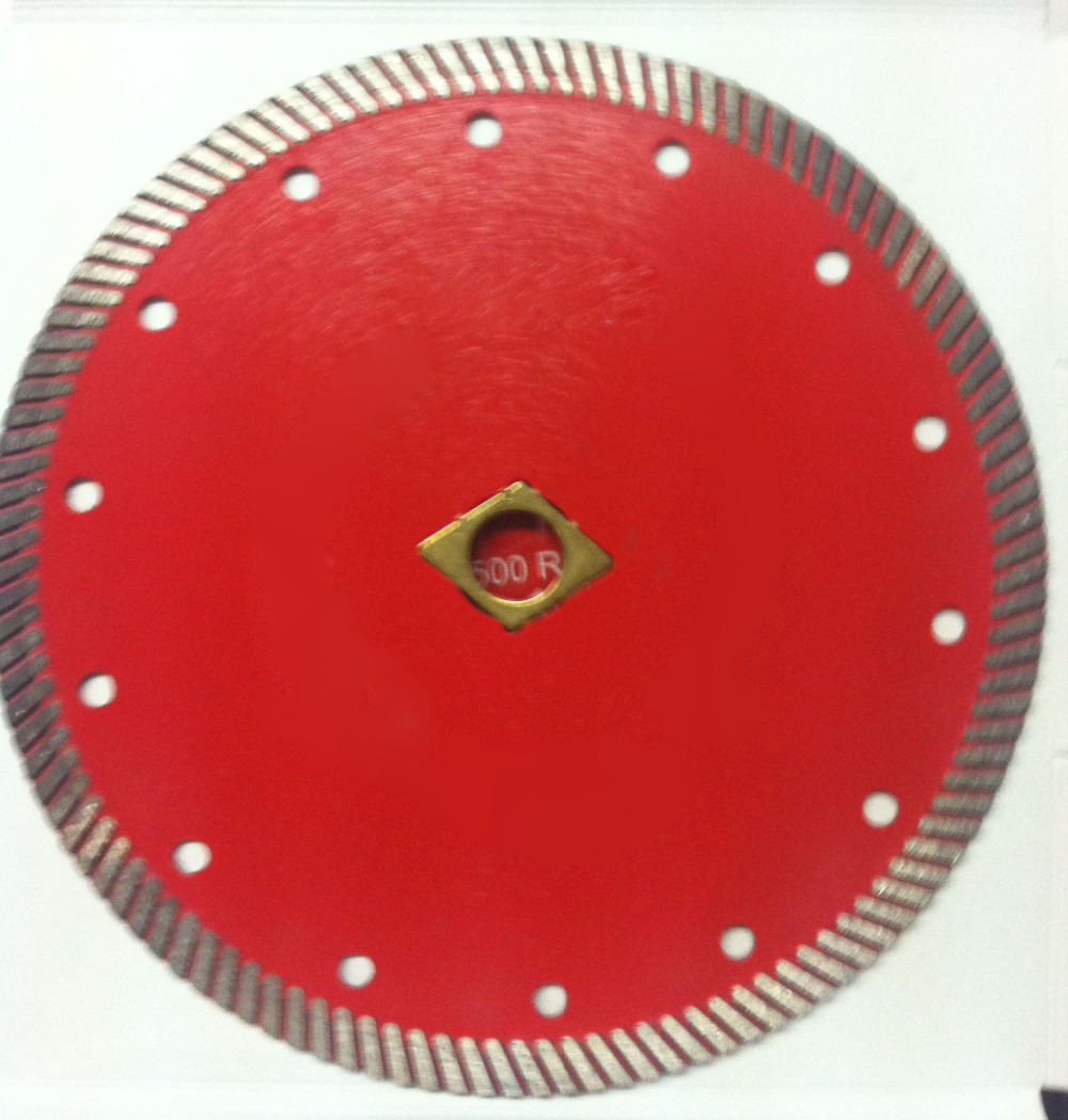 180mm 7 Quot Turbo Diamond Saw Blade For Cutting Stone
