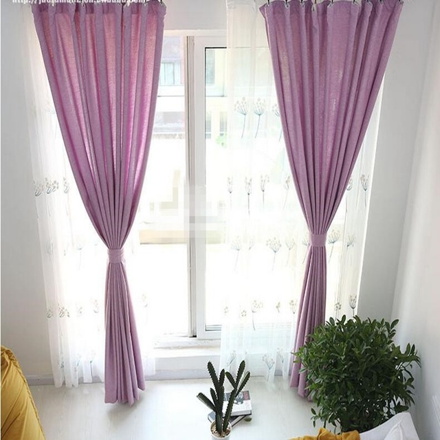 5 Color Blackout Curtain Night Curtains Window Sheers Drapes Wedding Decoration Blinds Fabrics Kitchen Door Hot : door sheers - pezcame.com