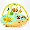 2015 projeto de reprodução de música bebê ginásio tapete infantil cobertor chão tapete de ELC jogo ginásio bebê crawlingmat HK88000YE