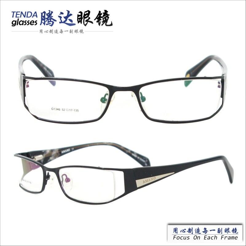 244bb439d الرجال والنساء نظارات إطارات Oculos دي غراو أزياء النظارات وصفة طبية نظارات
