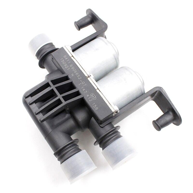 OE 64 11 6 906 652 calentador control Válvulas solenoide para BMW E60 E63 E64 e65 E66 64116906652