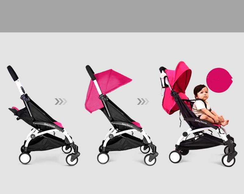 4 in 1 baby stroller17