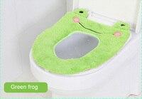 2015 New Cartoon Bathroom Sanitary Sitting Toilet Seat Cushion Mat Closestool Mat Shape Toilet Seat Cushion