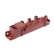 220-240 В переменного тока импульсный воспламенитель плита с шестью клеммными соединениями устройство зажигания