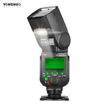 YONGNUO YN968EX-RT Вспышка Speedlite для Nikon DSLR совместимый с YN622N YN560 Беспроводной ttl Speedlite 1/8000 светодиодный светильник