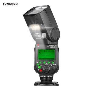 Image 2 - YONGNUO YN968N YN968N II Flash Speedlite for Nikon DSLR Compatible w/ YN622N YN560 Wireless TTL Speedlite 1/8000 LED Light