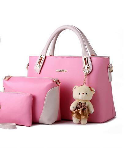 Brand 2016 fashionable woman messenger bags font b handbags b font pu leather font b handbag
