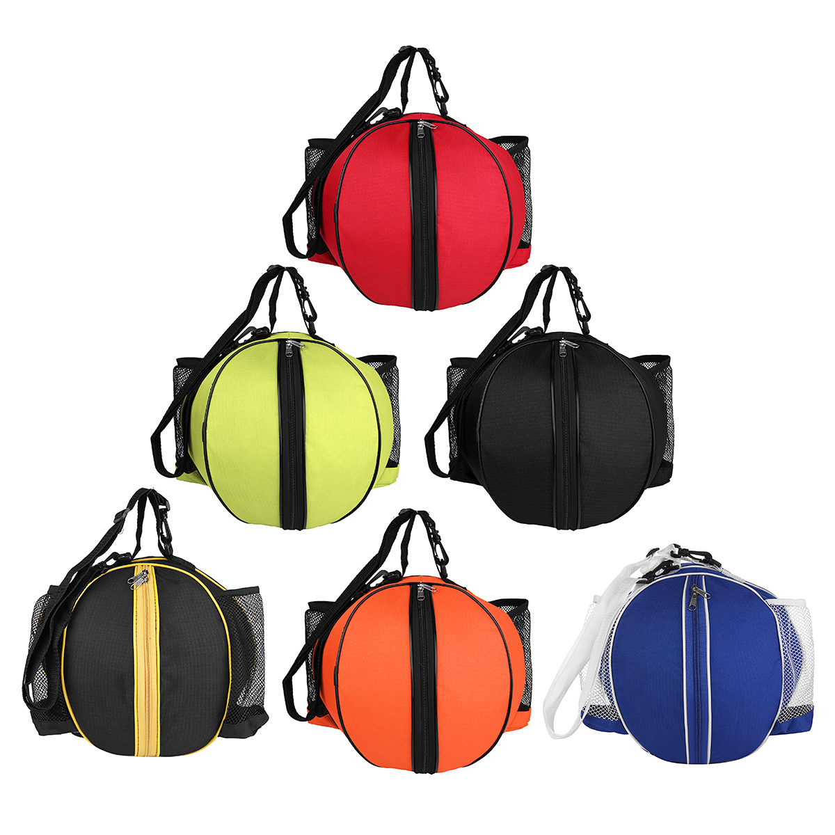 e9f3ec8d10 Portable Basketball Backpack Water Bottle Ball Pack Soccer Sports Bags Kids  Football Kits Waterproof Volleyball Basketball Bag-in Gym Bags from Sports  ...