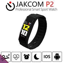 JAKCOM P2 Inteligente Profissional Relógio Do Esporte como Pulseiras na minha banda 2 banda 3 mi banda 3