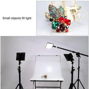 Image 5 - Viltrox L116T Super Slim Studio LED Video Light 3300K 5600K Bi color LCD Display CRI95+ for DSRL Camera Camcorder +2M AC Adapter