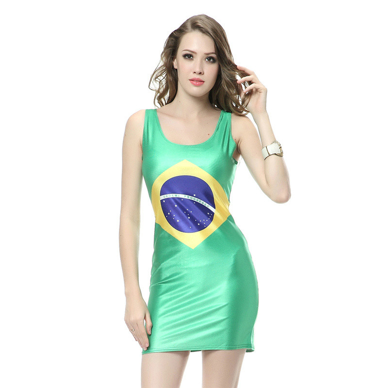 Купить бразильское платье