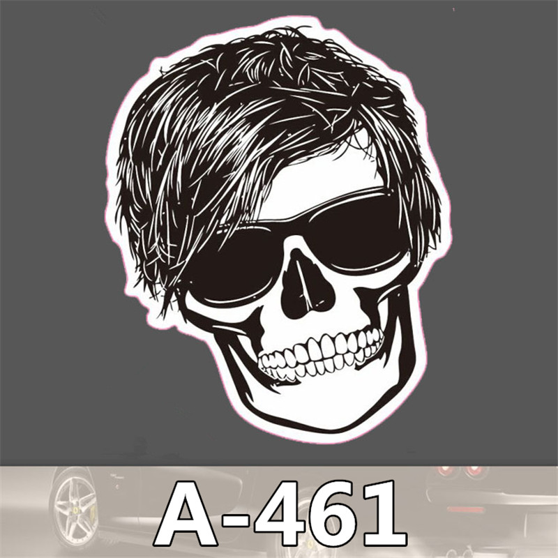 461 Not repeating waterproof stickers for Home decor Travel Suitcase Wall Bike fridge car sticker Sliding Plate Styling