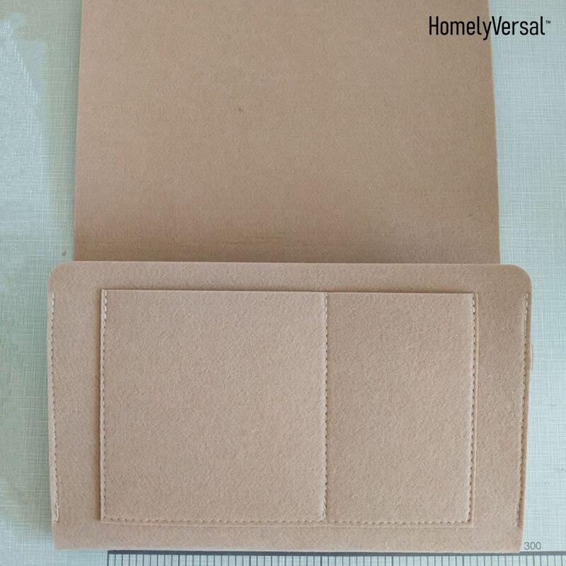 Прикроватный органайзер для хранения прикроватный висячий карман для организации журнального телефона маленькие вещи Экономия пространства кровать посылка - Цвет: Белый