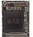 Оригинальный большой A8 CPU IC A8 U0201 чип для iphone6 Бесплатная доставка