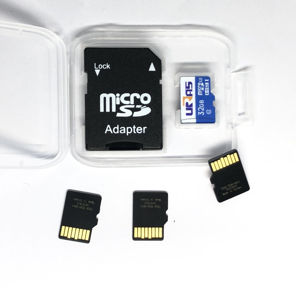 Clearance!!! 10pcs,100pcs 32GB Micro SD SDHC Card TF Card U1 32gb TF Memory Card C10