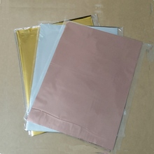 Paper-Laminator Craft-Paper Transfer Laser-Printer Mixed-Color Gold Hot-Stamping Silver