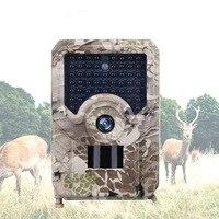 12MP Photo Trap Hunting Camera 49pcs IR LEDs Waterproof Video Wildlife Cameras traps Hunter Night Vision Trail Camera PR200