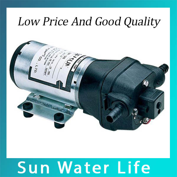 купить DP-130 DC Electric Diaphragm Pump Household Boost Pressure Circulate Pump недорого