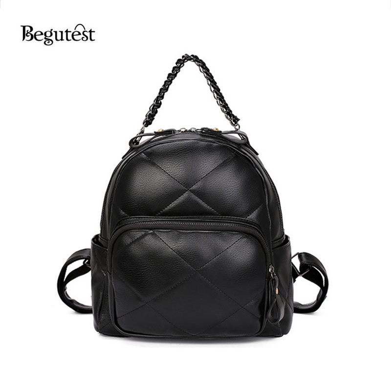2016 Latest Women Bags Crossbody Bag Backpacks School Bags Double Cute Mini Shoulder Bag Designer Causal