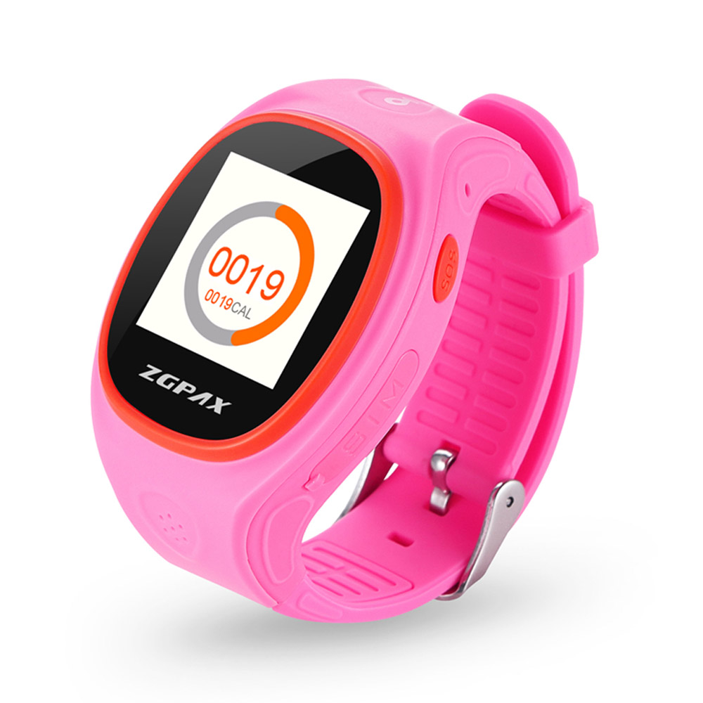 ZGPAX S866 GPS Watch for Children Kids Smart Watch Wristwatches with SOS LBS Bluetooth font b