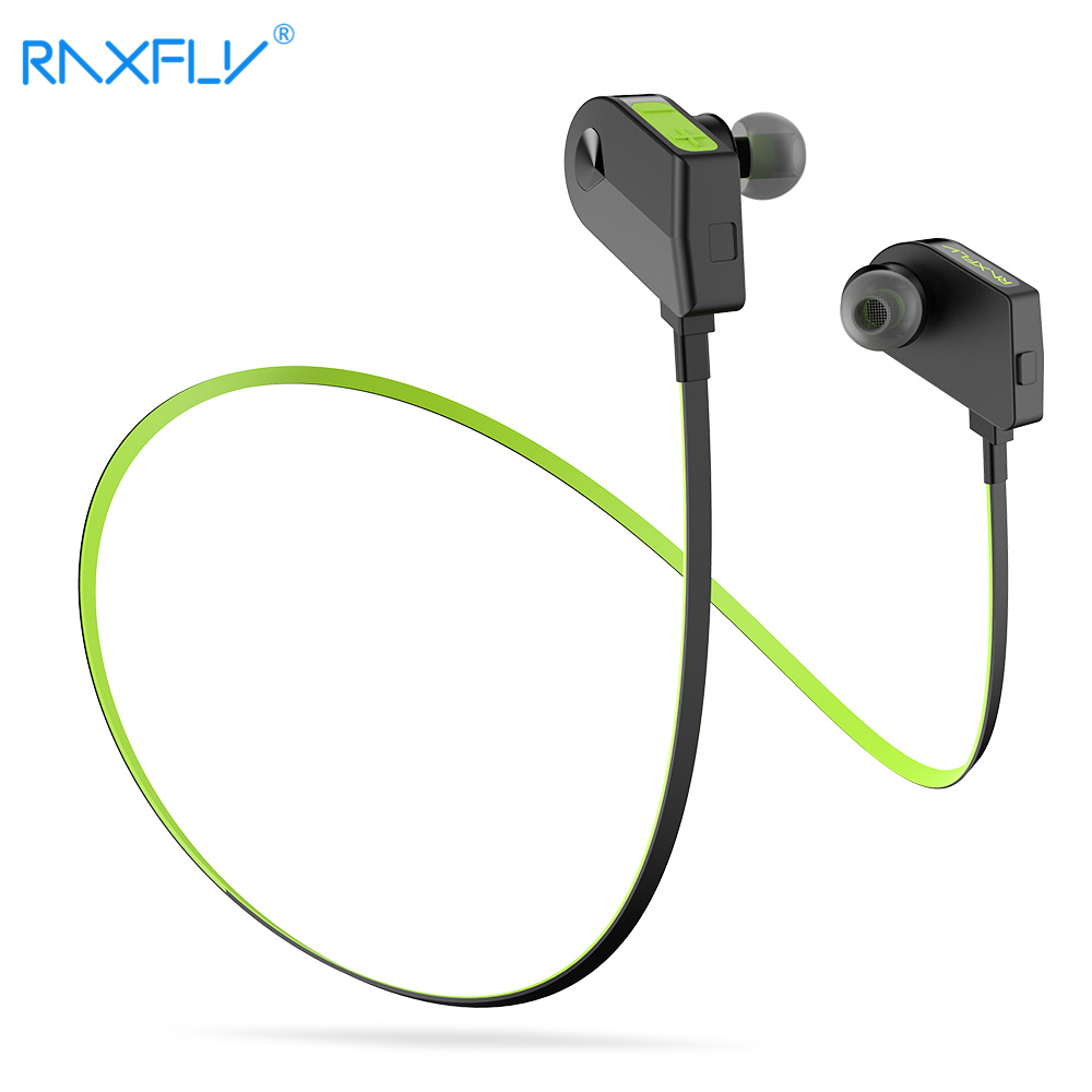 RAXFLY M5 Bluetooth Headphones Bluetooth 4.1 Wireless Sports Earphone Magnet Switch Running Aptx Earbuds Stereo Headset with MIC недорго, оригинальная цена