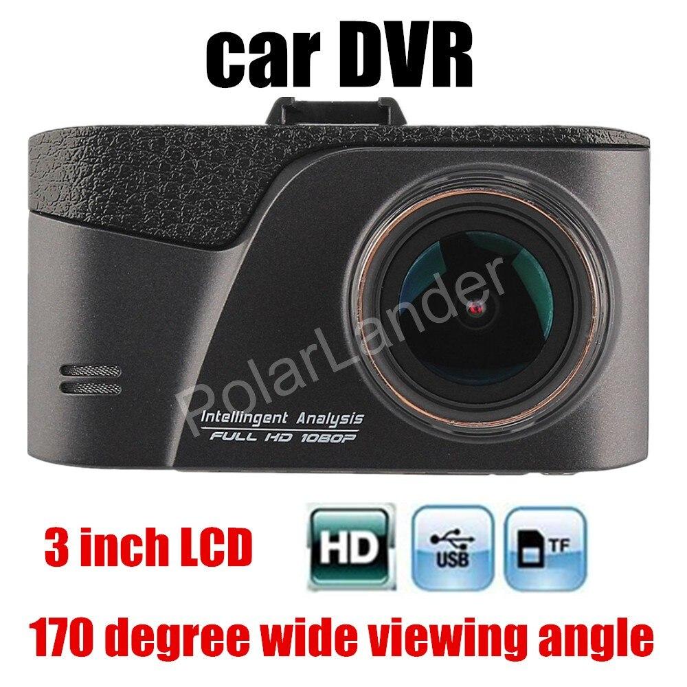 Original Mini Câmera Do Carro DVR Dashcam Registrator Gravador de Vídeo digital Full HD Night Vision Cam Traço frete grátis