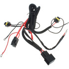 High Quality H11 Relay Wire Harness Wiring Adapter Extension Cable Xenon For HID Conversion Kit Fog Lights