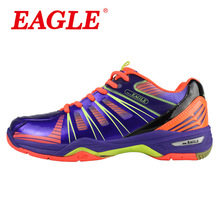 Men and women's Professional Badminton Shoes breathable sport shoes Leather Fabric Anti-slippery Sneakers size 35-45