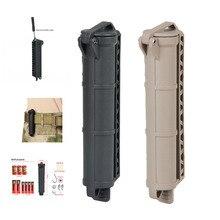 PPT Черный загар зеленый цвет батарея хранения подвесной ремень для спорта на открытом воздухе страйкбол охота OS33-0218