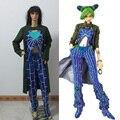 JoJo's Bizarre Adventure Jolyne Cujoh Cosplay Costume Jolyne Kujo cosplay