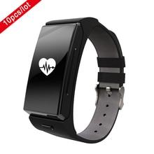 Umini U20 Smartwatch 32M 32M U watch Earphone headset support Heart Rate Sleep monitor Sedentary remind