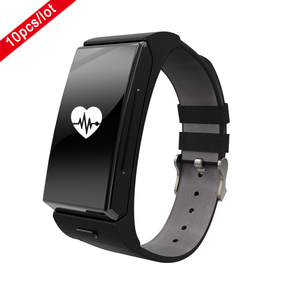 Umini U20 font b Smartwatch b font 32M 32M U watch Earphone headset support Heart Rate
