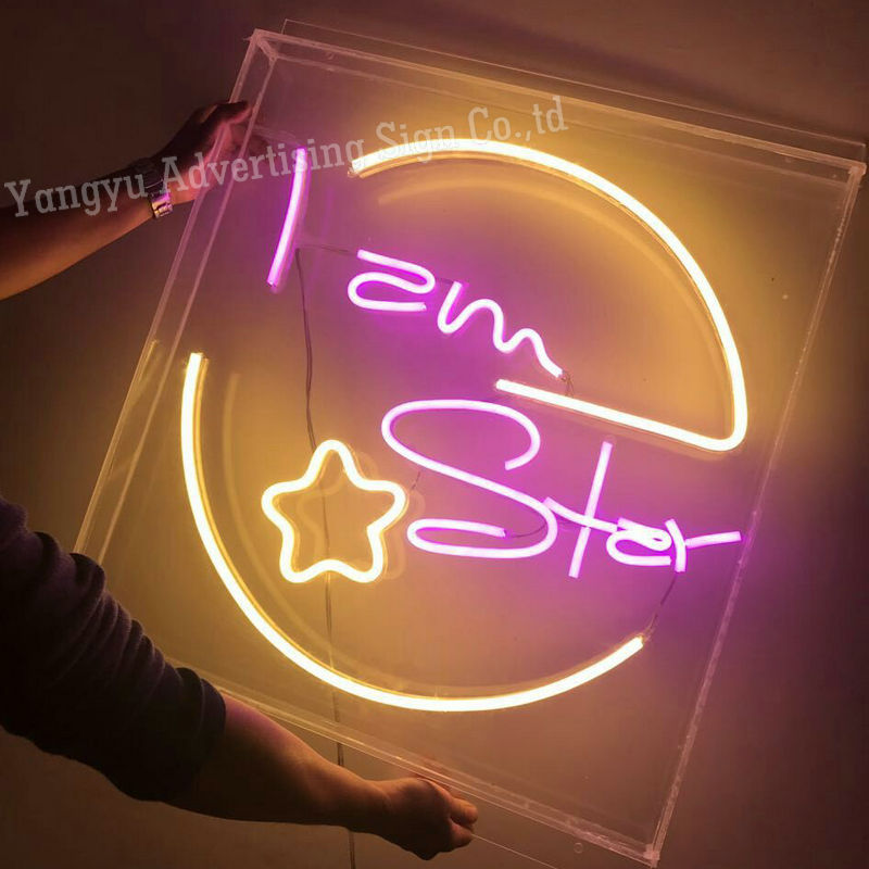Outdoor Christmas decorate soft neon tube sign lighting
