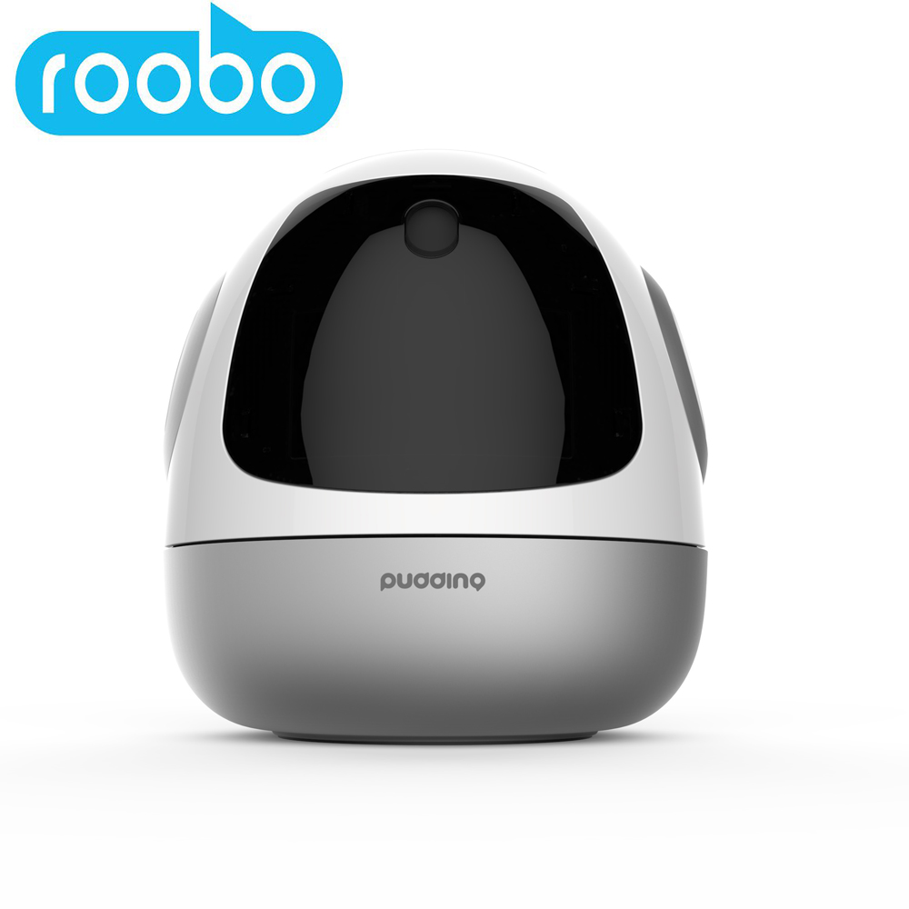 Robots & Accessories1 ROOBO Pudding S smart a toy robotics intellectual interactive little game kids baby фен mayer