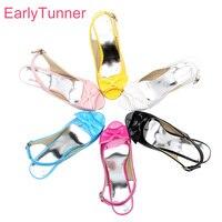 Hot Brand New Summer Sweet Pink Blue Women Career Sandals White Open Toe Med Heels Lady Dress Shoes EC3 9 Plus Big Size 10 32 45