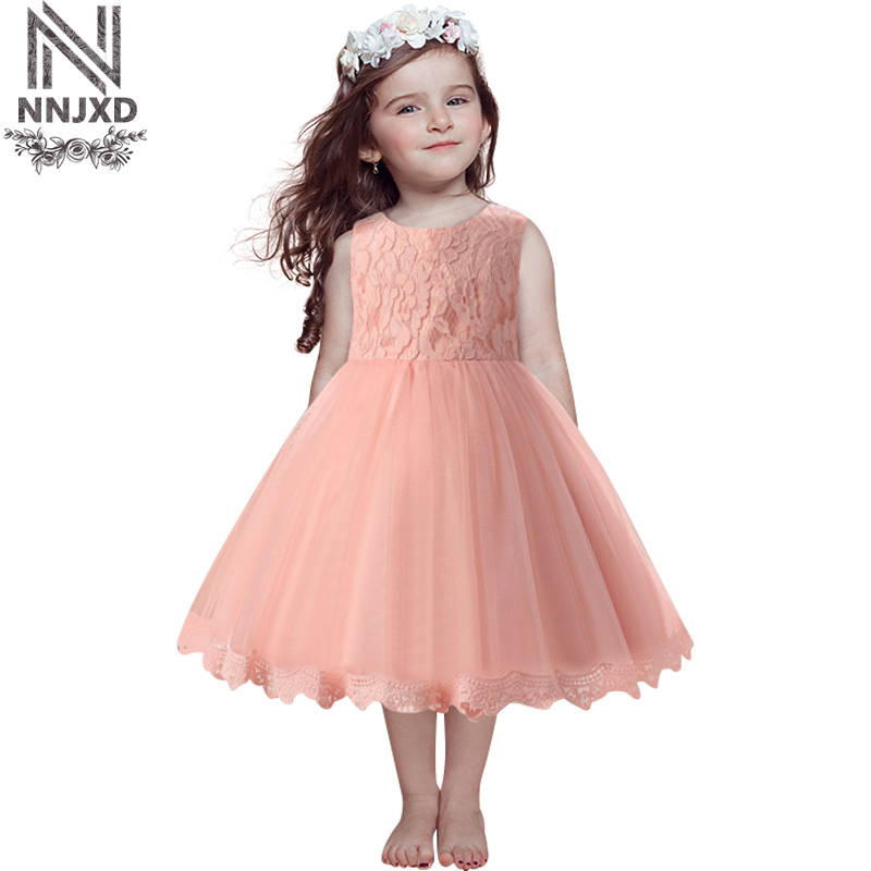 Winter Children Ball Gown Birthday Party Prom Princess Wedding dress Girl Clothing for Girls Dresses Summer Infant Kids Clothes girl spring summer princess dress infant party dress 2015 unicorn print children kids dress for girls autumn dresses