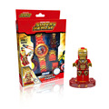 Super Heroes mini Ninjagoe Building blocks Iron Man Spider-Man Original box Watch Bricks Compatible lepine Toys for child bricks