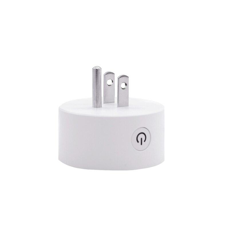 Image 3 - Lonsonho Zigbee Smart Plug US Smart Socket Outlet Works With Echo Alexa Smartthings Wink Hub Smart Home Automation-in Smart Power Socket Plug from Consumer Electronics