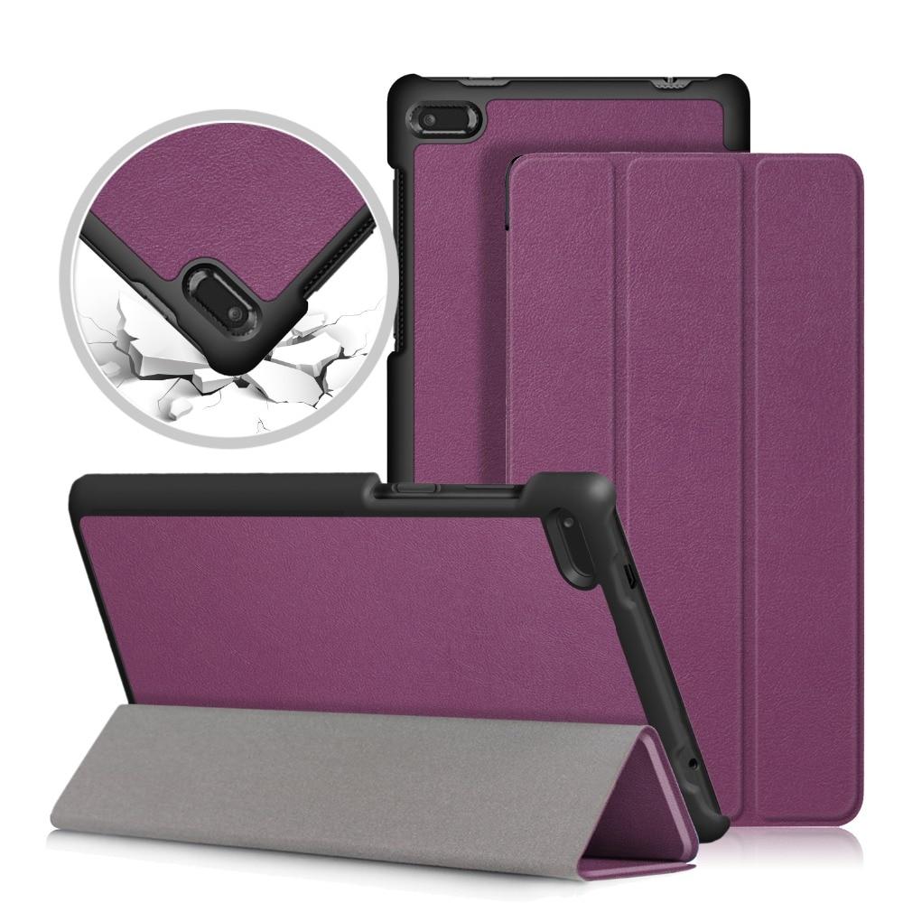 Slim Magnetic Folding cover Case For Lenovo Tab 7 Essential TB-7304F TB-7304I TB-7304x Cover For Lenovo Tab 4 7 Essential case case for lenovo tab 7 essential tb 7304f i x tab7 essential 7304f 7304i 7304 cover funda tablet stand protective cover flip case