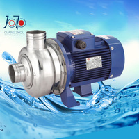 BB250/055 380V Three Phase Closed Impeller Sanitary Stainless Steel Pump Centrifugal Pump For Cleaning System Swimming Pool Pump