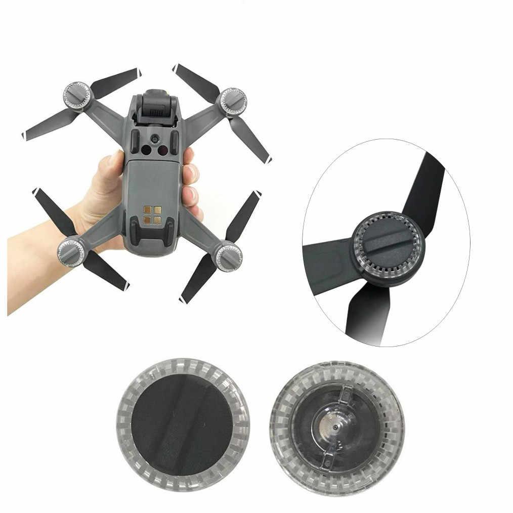 1 шт. Drone запасные части крышки лампы свет крышка компонент для DJI Spark Радиоуправляемый Дрон аксессуары 0J Перевозка груза падения