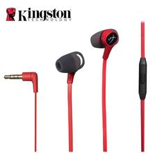 Original Kingston HyperX Cloud Earbuds Gaming Headset With a microphone Immersive wired headset in-game audio In-Ear