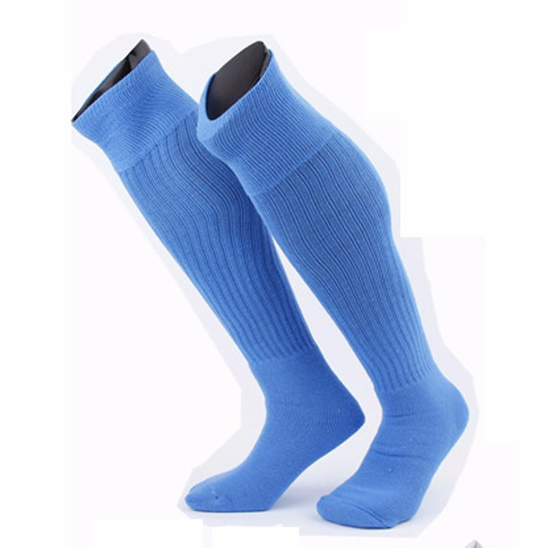 men football baseball basketball cycling socks sky blue