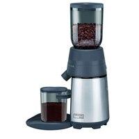 220 V Elektrische Koffiemolen; Conische WELHOME ZD-12 Bean slijpmachine Hand koffie Automatische molen